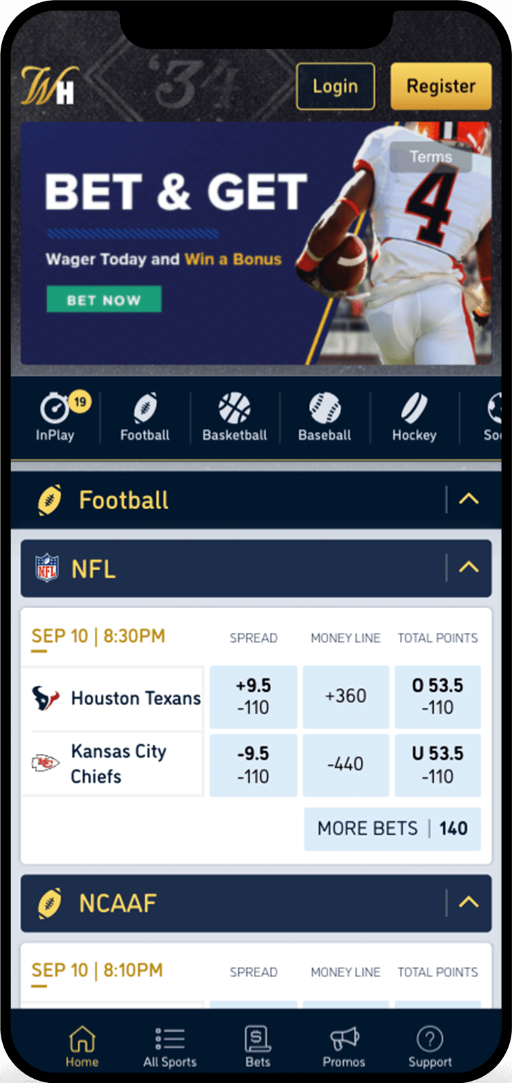 R and j hill sports betting king s tips football betting