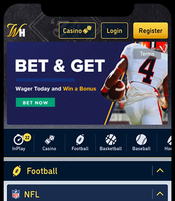 Betting online new jersey kijker aan zet bitcoins