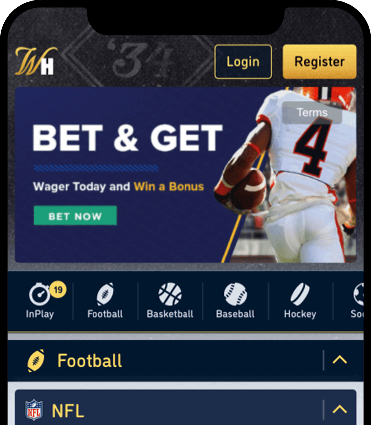 William sports betting free football betting site in nigeria